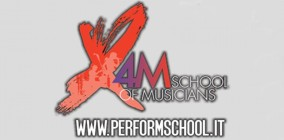 X4M - Perform School of musicians - Torino